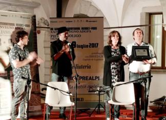 10_La-premiazione-con-Gabriele-Dusi,-Danny-Trent-e-Paola-Selva