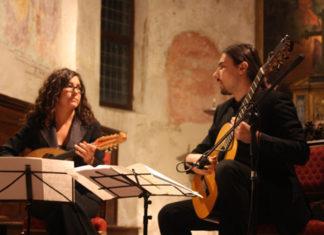 Camilla Finardi e Gabriele Zanetti