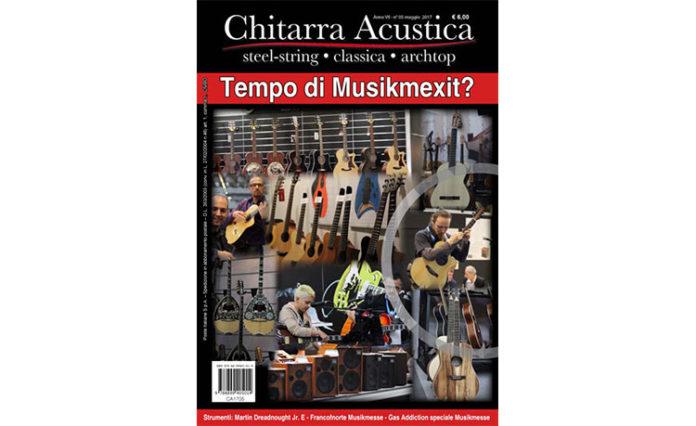 Chitarra Acustica Maggio 2017