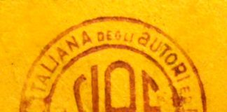 Vecchio Logo Siae